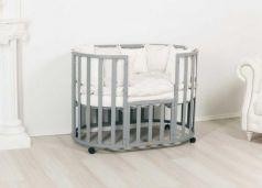 Кровать Incanto Uoma Da Vinci 10 в 1 серый элит