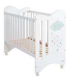 Кроватка 120x60 Micuna Lili(White)