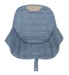 Текстиль в стульчик для кормления Micuna OVO T-1646(Jeans)