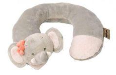 Подушка-подголовник Nattou Neck pillow Adele Valentine Слоник 424387