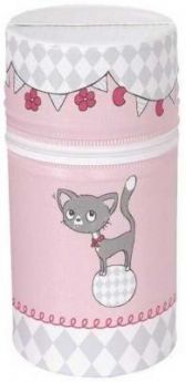 Сумка-термос Ceba Baby Mini (cats pink)