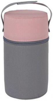 Сумка-термос Ceba Baby Mini (pink-grey)