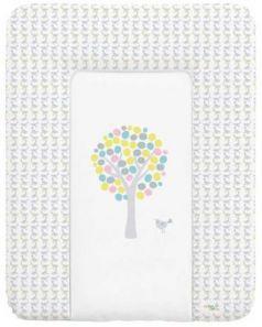 Пеленальный матраc на комод 70x50см Ceba Baby W-143 (magic tree pink)