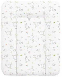 Пеленальный матраc на комод 70x50см Ceba Baby W-143 (dream white roll-over)