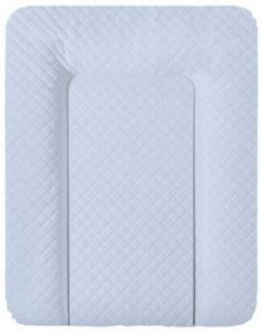 Пеленальный матраc на комод 70x50см Ceba Baby Caro W-143 (blue)