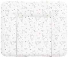 Пеленальный матраc на комод 70x85см Ceba Baby Caro W-134 (dream roll-over white)