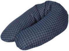 Подушка для кормления Ceba Baby Caro Flexi (трикотаж/dark blue)