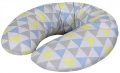 W-702-700-533 Triangle Blue/Yellow