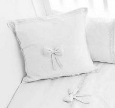 Подушка 40x40см Fiorellino Premium Baby (white)