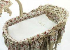 Набор для электронной колыбели Funnababy Premium Baby (cream)