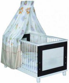 Детская кроватка FLAIR 70х140 1135 KB