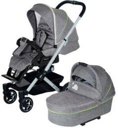 Детская коляска VIP GTS XL 604 (без сумки)