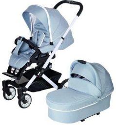 Детская коляска VIP GTS XL 616 (без сумки)