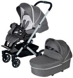 Детская коляска VIP GTS XL 633 (без сумки)