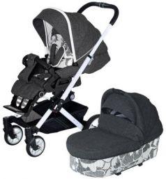 Детская коляска VIP GTS XL 637 (без сумки)