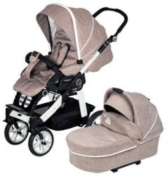 Детская коляска Racer GTS XL 602 (без сумки)