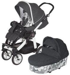 Детская коляска Racer GTS XL 637 (без сумки)