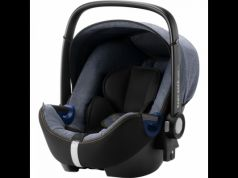 Детское автокресло Baby-Safe2 i-size Blue Marble Highline