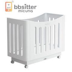Кроватка 120x60 Micuna  BabySitter (white)