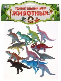 """Набор фигурок TongDe Удивительный мир животных """"Динозавры"""""""