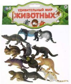 Набор фигурок TongDe Удивительный мир животных