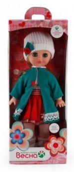 Кукла ВЕСНА Герда 12 38 см со звуком