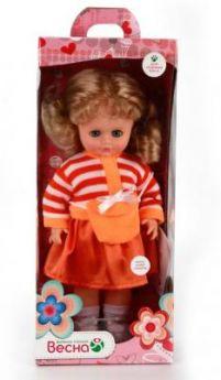 Кукла ВЕСНА Инна 19 43 см со звуком