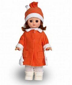 Кукла ВЕСНА Жанна 5 34 см со звуком