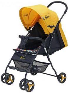 Коляска прогулочная Rant Solo (yellow)
