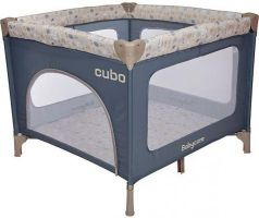 Манеж Baby Care Cubo (blue)