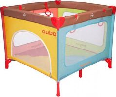 Манеж Baby Care Cubo (4 colors)