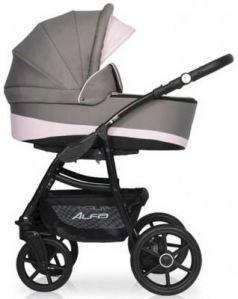 Alfa Ecco (09/серый-розовый)