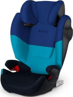 Автокресло Cybex Solution M-Fix (blue moon)
