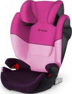 Автокресло Cybex Solution M-Fix (purple rain)