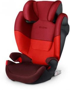 Автокресло Cybex Solution M-Fix (rumba red)