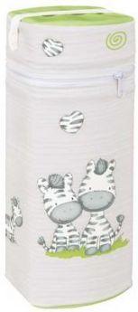 Сумка-термос Ceba Baby Jumbo (zebra grey)