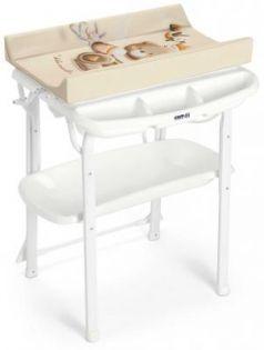 Стол пеленальный с ванночкой Cam Aqua (цвет 240)