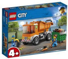 Конструктор LEGO Транспорт: Мусоровоз 90 элементов