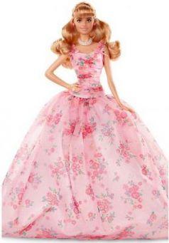 Barbie® Кукла Пожелания ко дню рождения
