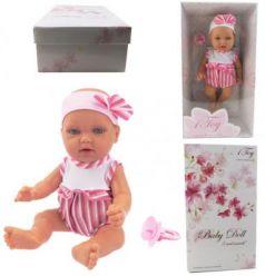 Пупс 1toy Baby Doll 28 см со звуком
