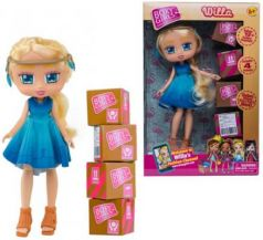 Кукла 1TOY Boxy Girls Willa 20 см. с аксессуарами в 4-х коробочка 4х4х4 см., кор. 18х7,5х27 см.