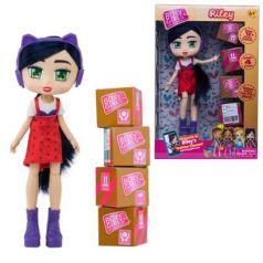 Кукла 1toy Boxy Girls Riley 20 см