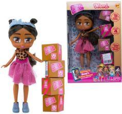 Кукла 1toy Boxy Girls Nom 20 см