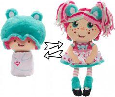 """Мягкая игрушка кукла 1toy """"Девчушка-Вывернушка. Надюшка"""" текстиль 38 см"""