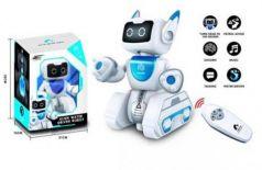 Робот радиоуправляемый Наша Игрушка Робот р/у на радиоуправлении со звуком светящийся