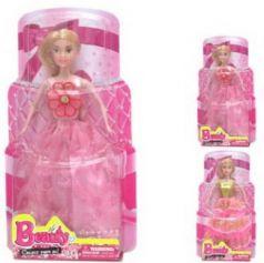 Кукла 29 см в бальном платье, в ассорт., блистер