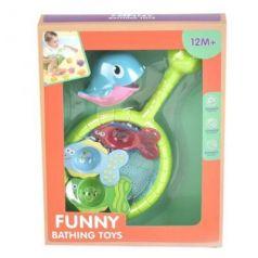 Набор игрушек для ванны Наша Игрушка Игрушки для купания