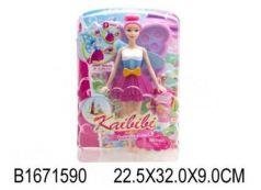Кукла Shantou Кукла с мыльными пузырями