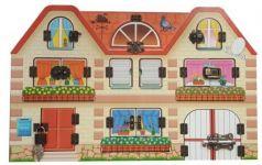 Бизиборд Нескучные игры Дом, в котором мы живем