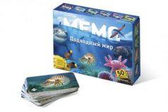 Настольная игра Нескучные игры карточная Подводный мир